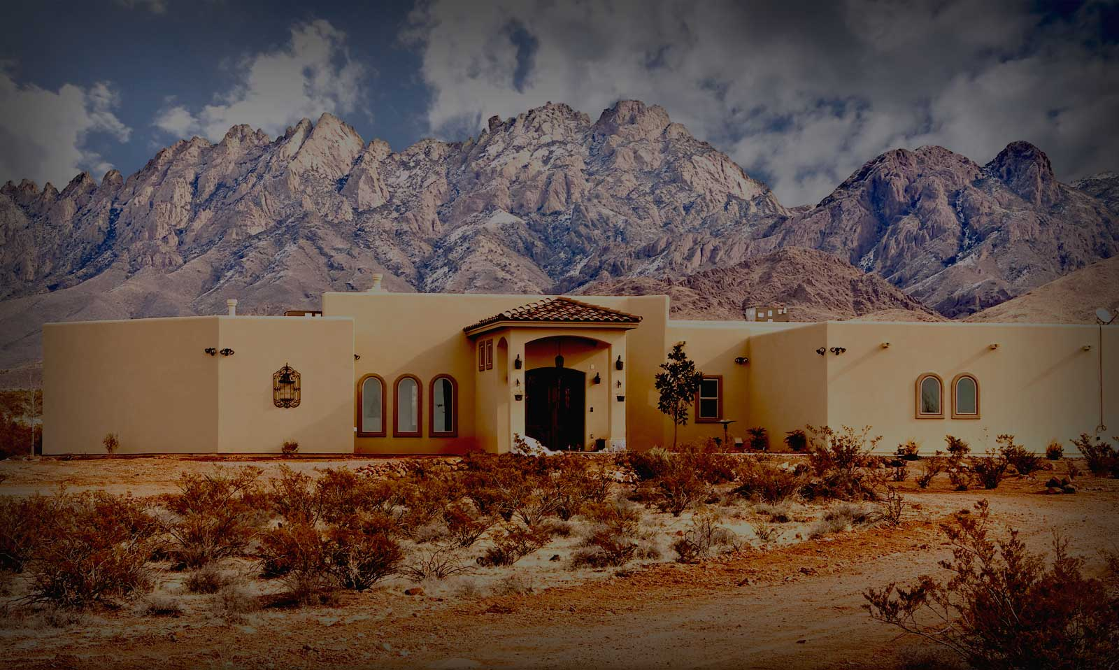 Las Cruces New Home Builder Jones Construction Co In